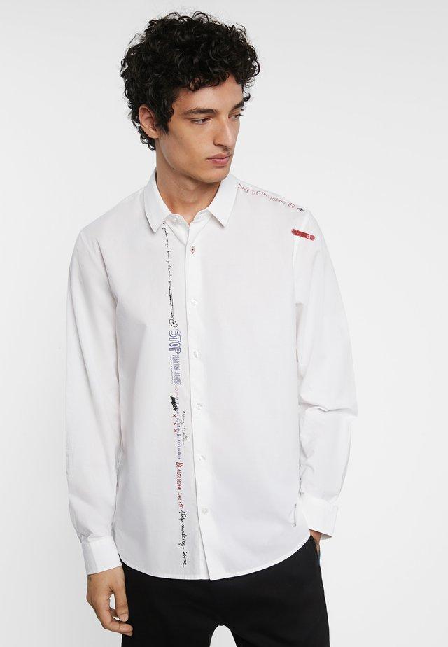 CAM  ADELMO - Overhemd - white