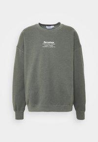 Topman - AIRES HERTIGAE - Sweater - khaki - 4