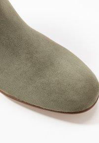 Högl - Classic ankle boots - khaki - 2