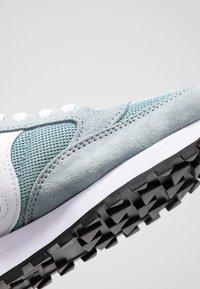 Saucony - JAZZ VINTAGE - Trainers - light blue/white - 2