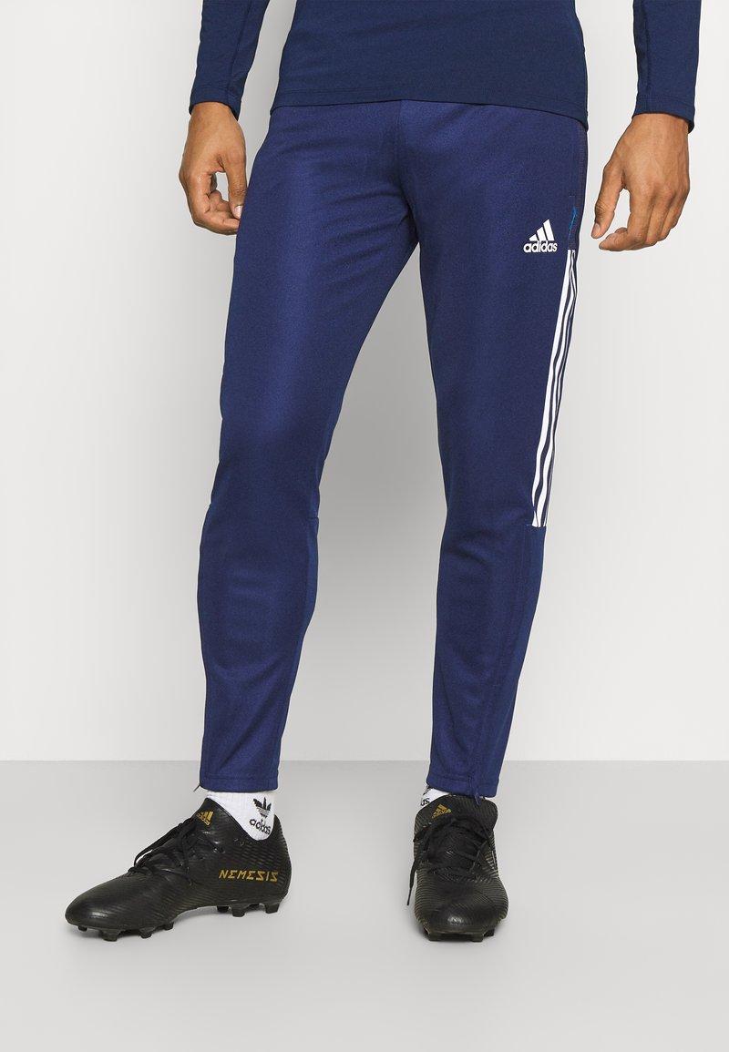 adidas Performance - TIRO 21 - Joggebukse - navy blue