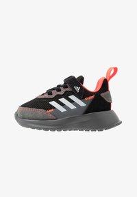 adidas Performance - RAPIDARUN ELITE - Neutral running shoes - core black/footwear white/solar red - 1