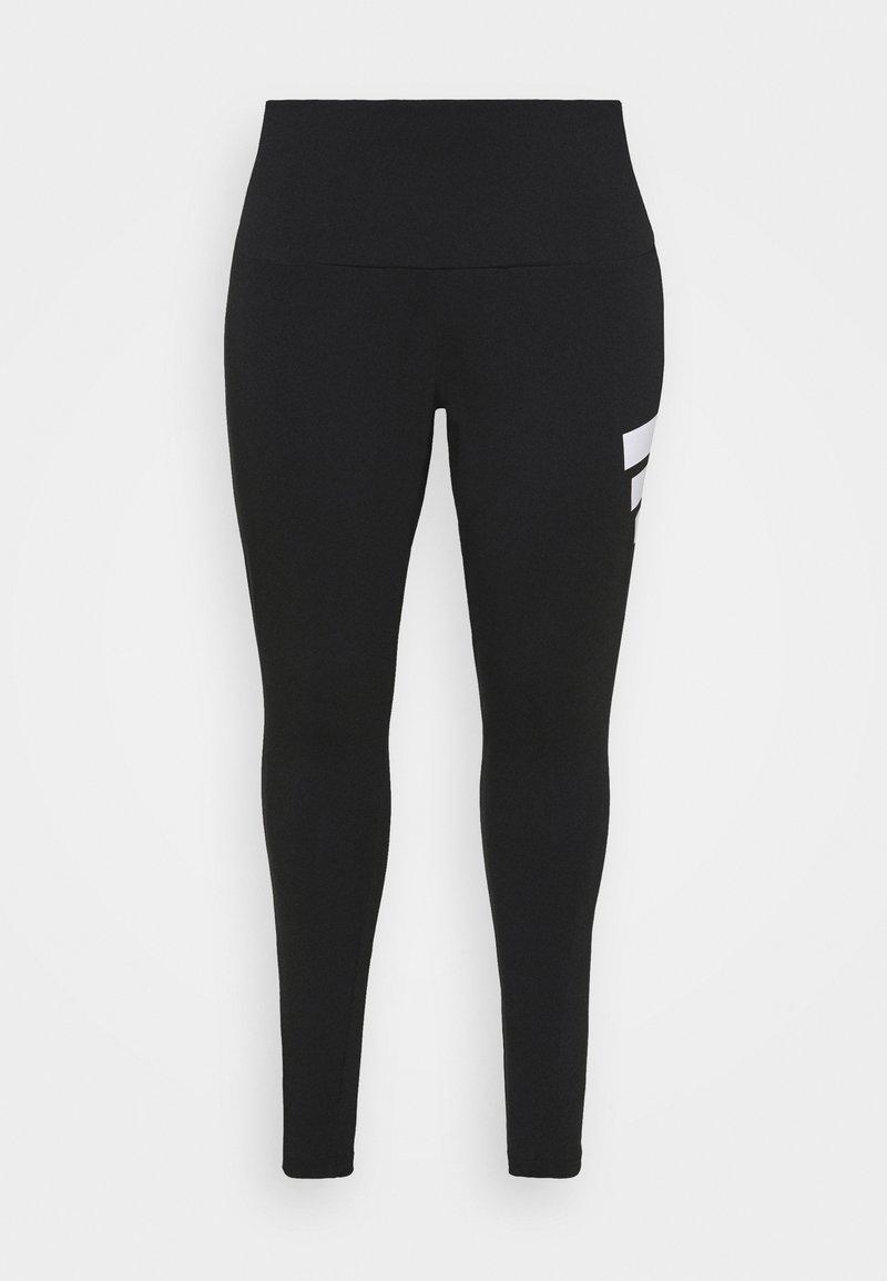 adidas Performance - LEGGING - Leggings - black