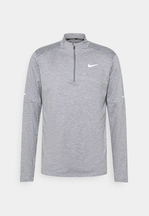 Camiseta de manga larga - smoke grey/grey fog/silver