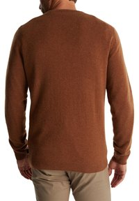 Esprit Collection - Jumper - rust brown - 6