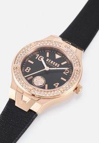 Versus Versace - VITTORIA - Watch - rosegold-coloured/black - 3
