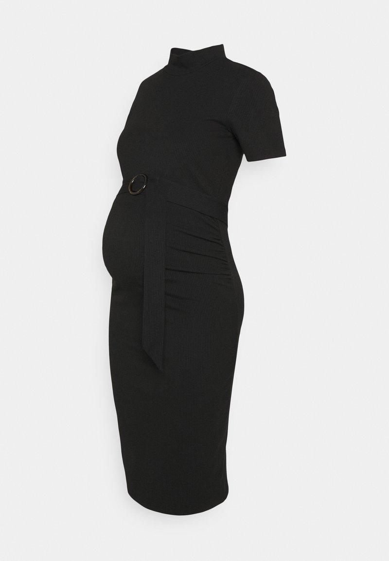 Supermom - DRESS - Jersey dress - black