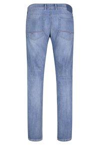 MAC Jeans - Straight leg jeans - cobalt blue - 3