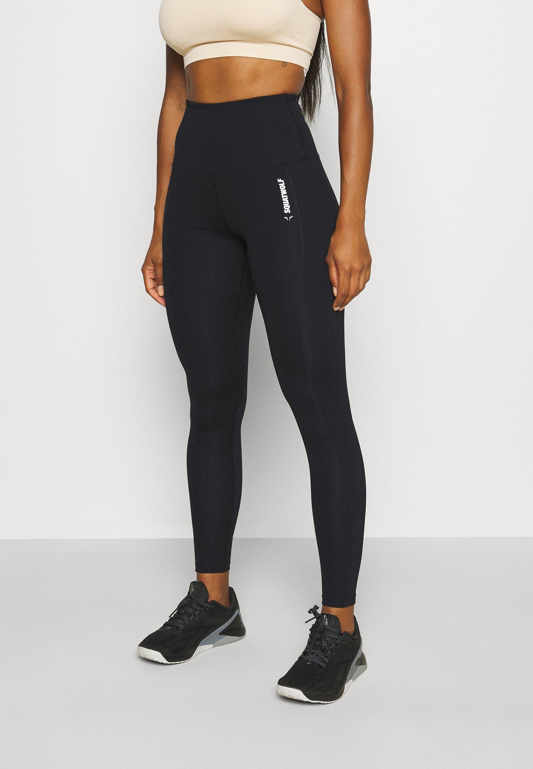 Femme WE RISE HIGH WAISTED LEGGINGS - Collants