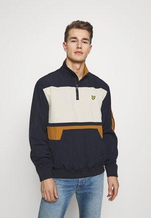 ZIP TRACK JACKET - Training jacket - dark navy