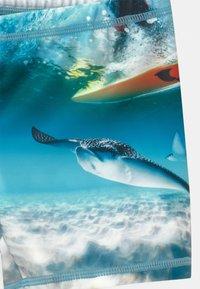 Molo - NORTON PLACED - Swimming trunks - multi-coloured/white - 2