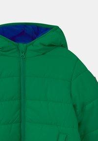 Benetton - Winter jacket - olivegreen - 3