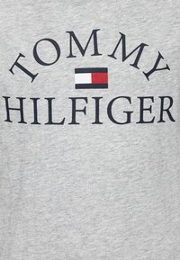 Tommy Hilfiger - ESSENTIAL LOGO - Print T-shirt - grey - 2