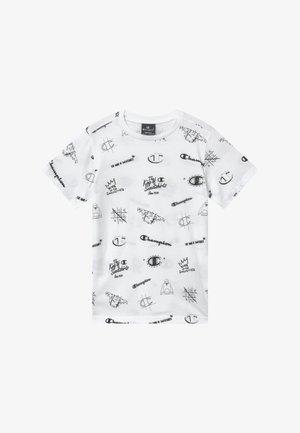 LEGACY AMERICAN CLASSICS CREWNECK - T-shirt print - white