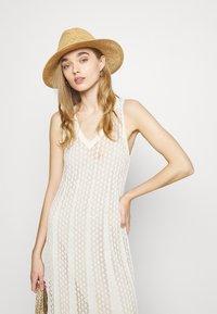 Pepe Jeans - LARA - Gebreide jurk - off white - 5