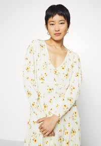 Ghost - DRESS - Cocktail dress / Party dress - yellow - 3