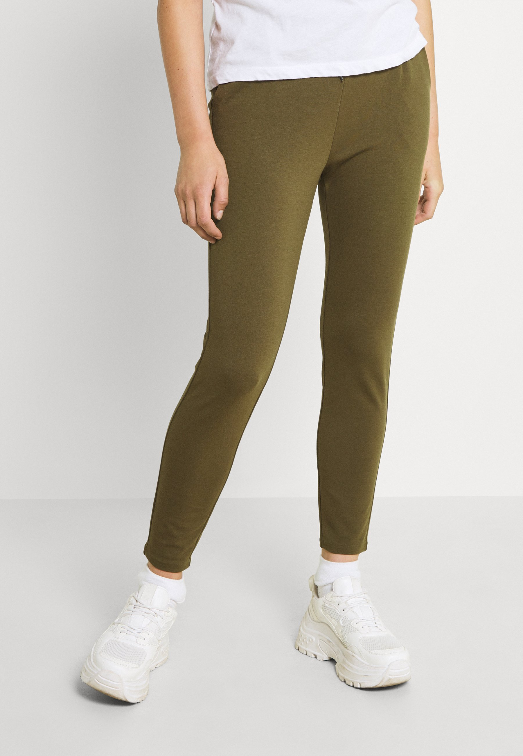 Women VMEVA STRING PANTS - Trousers