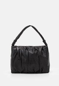Abro - BEUTEL CALYPSO - Käsilaukku - black/nickel - 0