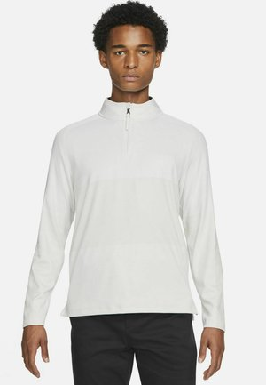 VAPOR HALFZIP - Bluzka z długim rękawem - photon dust/white/black