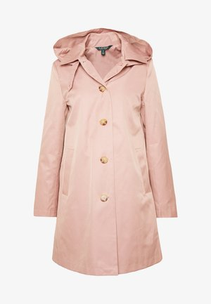 Short coat - blush