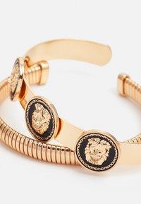 ALDO - ETHARERIA 2 PACK - Bracelet - black/gold-coloured - 2