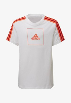 ADIDAS ATHLETICS CLUB T-SHIRT - Print T-shirt - white