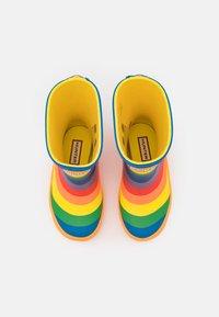 Hunter ORIGINAL - ORIGINAL KIDS FIRST CLASSIC RAINBOW PRINT WELLINGTON BOOTS - Kumisaappaat - multicoloured - 3