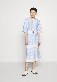 By Malene Birger - SIKA - Blouse - pacific blue - 1