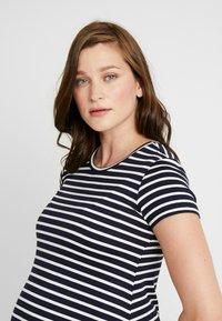 Attesa Maternity - RIGHE+COTONE - Sukienka z dżerseju - light blue - 4