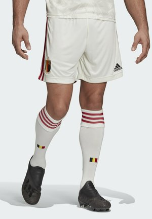 BELGIUM RBFA AWAY AEROREADY SHORTS - Korte broeken - White