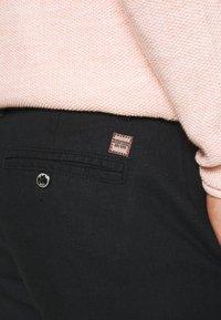 INDICODE JEANS - LASSO - Cargo trousers - black - 4