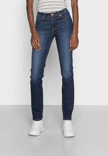 ROME ABSOLUTE BLUE - Straight leg jeans - blue denim