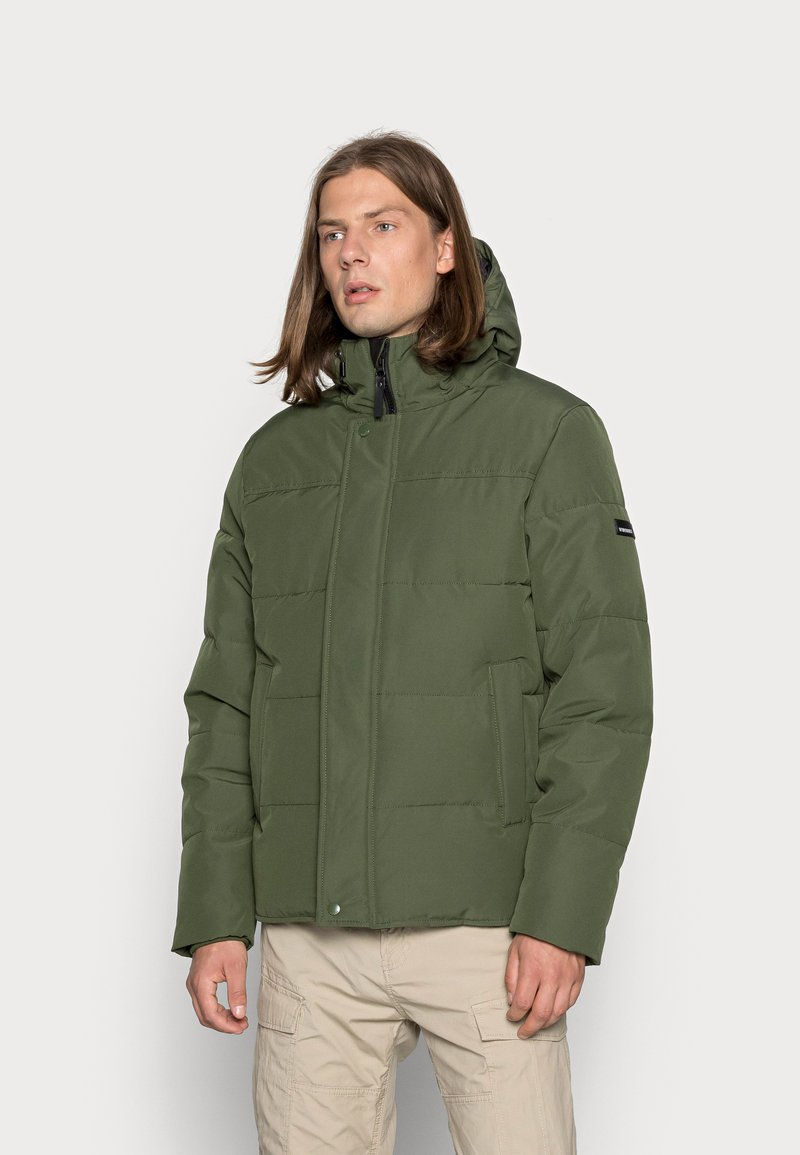 Vintage Industries - ZANDER JACKET - Winter jacket - drab