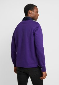 GANT - THE ORIGINAL HEAVY RUGGER - Polo shirt - parachute purple - 2