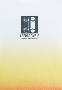 Abercrombie & Fitch - VINTAGE PRINT LOGO - Long sleeved top - orange - 2