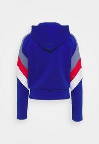 adidas Performance - Zip-up sweatshirt - bold blue - 1