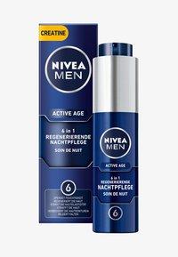 Nivea Men - ACTIVE AGE NIGHT FACE CREAM - Face cream - - - 0