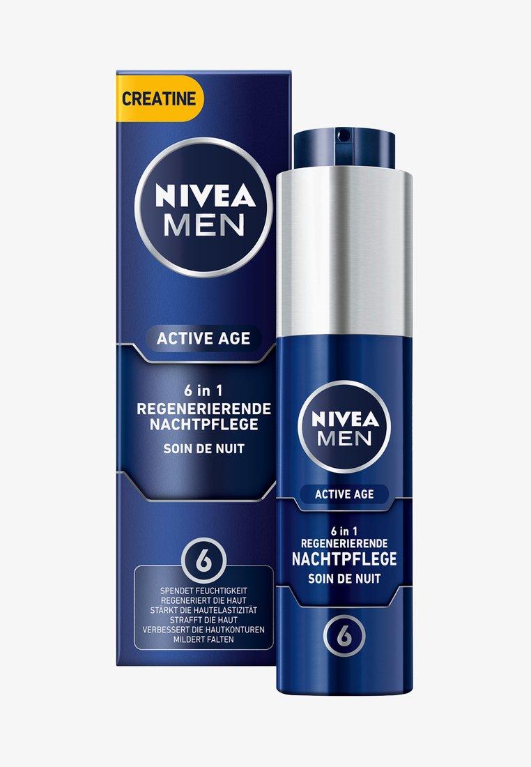 Nivea Men - ACTIVE AGE NIGHT FACE CREAM - Face cream - -