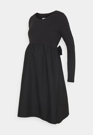 MLCAROLINA MIX DRESS  - Day dress - black