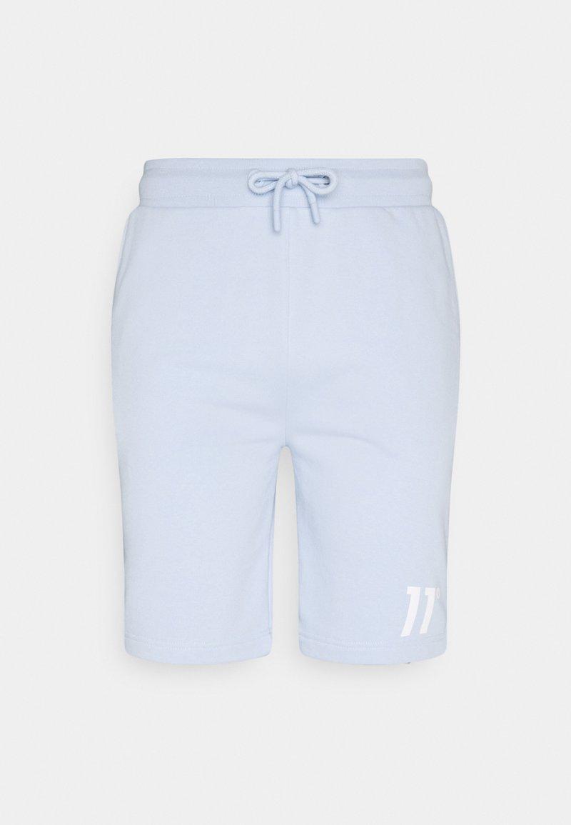 11 DEGREES - CORE - Shorts - powder blue