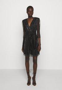 MAX&Co. - PRELUDIO - Cocktail dress / Party dress - black - 1