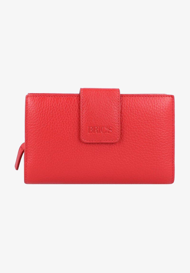 Bric's - MARMOLADA - Wallet - rosso