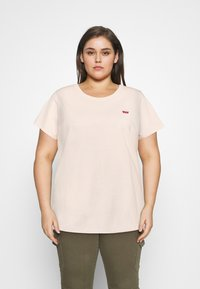 Levi's® Plus - THE PERFECT TEE - Basic T-shirt - scallop shell - 0