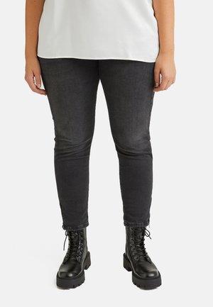 GIADA  - Slim fit jeans - nero