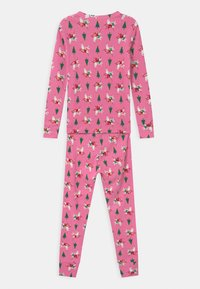 GAP - GIRL XMAS  - Pyjama set - parisian pink - 1