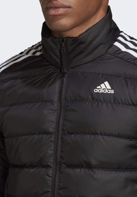 adidas Performance - ESSENTIALS PRIMEGREEN OUTDOOR DOWN - Kurtka puchowa - black - 5