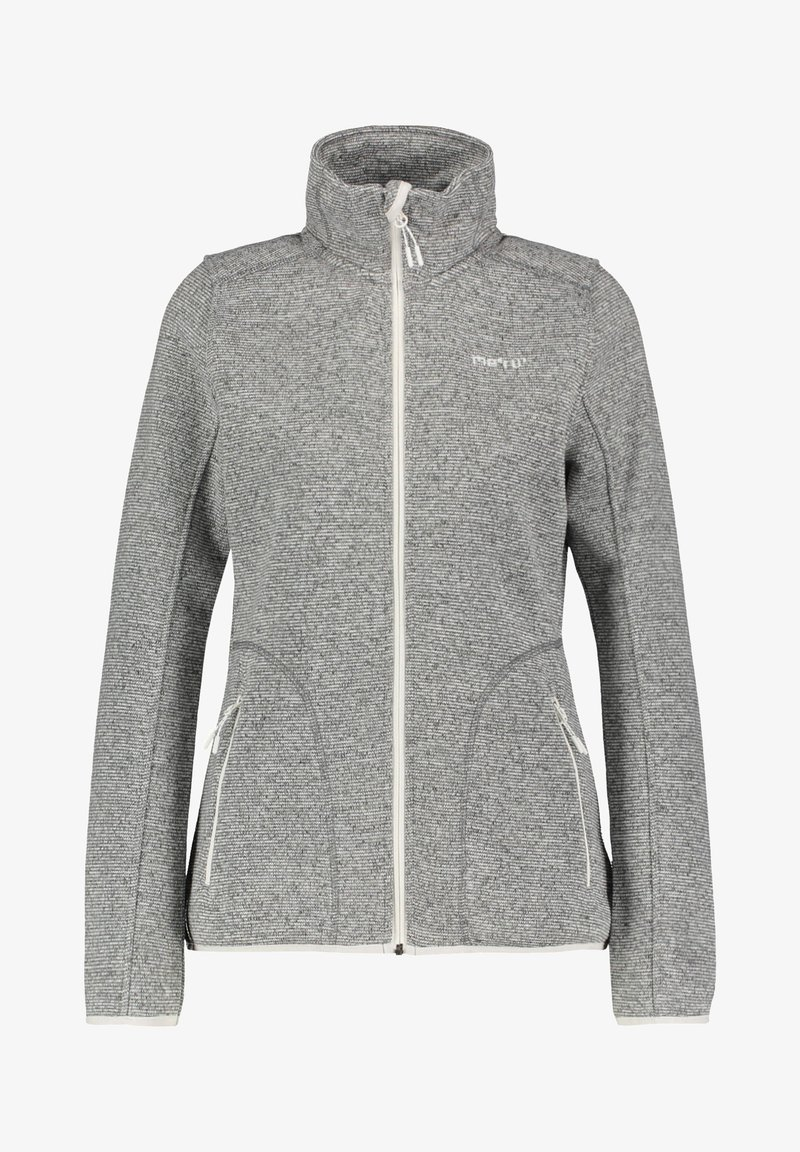 Meru - Fleece jacket - grau