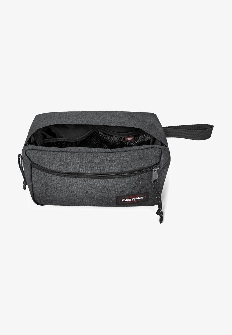 Eastpak - YAP SINGLE - Wash bag - black denim