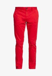 Tommy Hilfiger - DENTON FLEX   - Chino kalhoty - red - 4