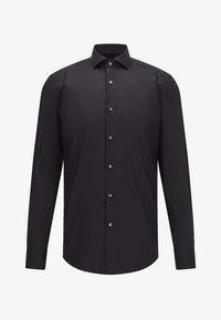 BOSS - SPREAD - Formal shirt - black - 5